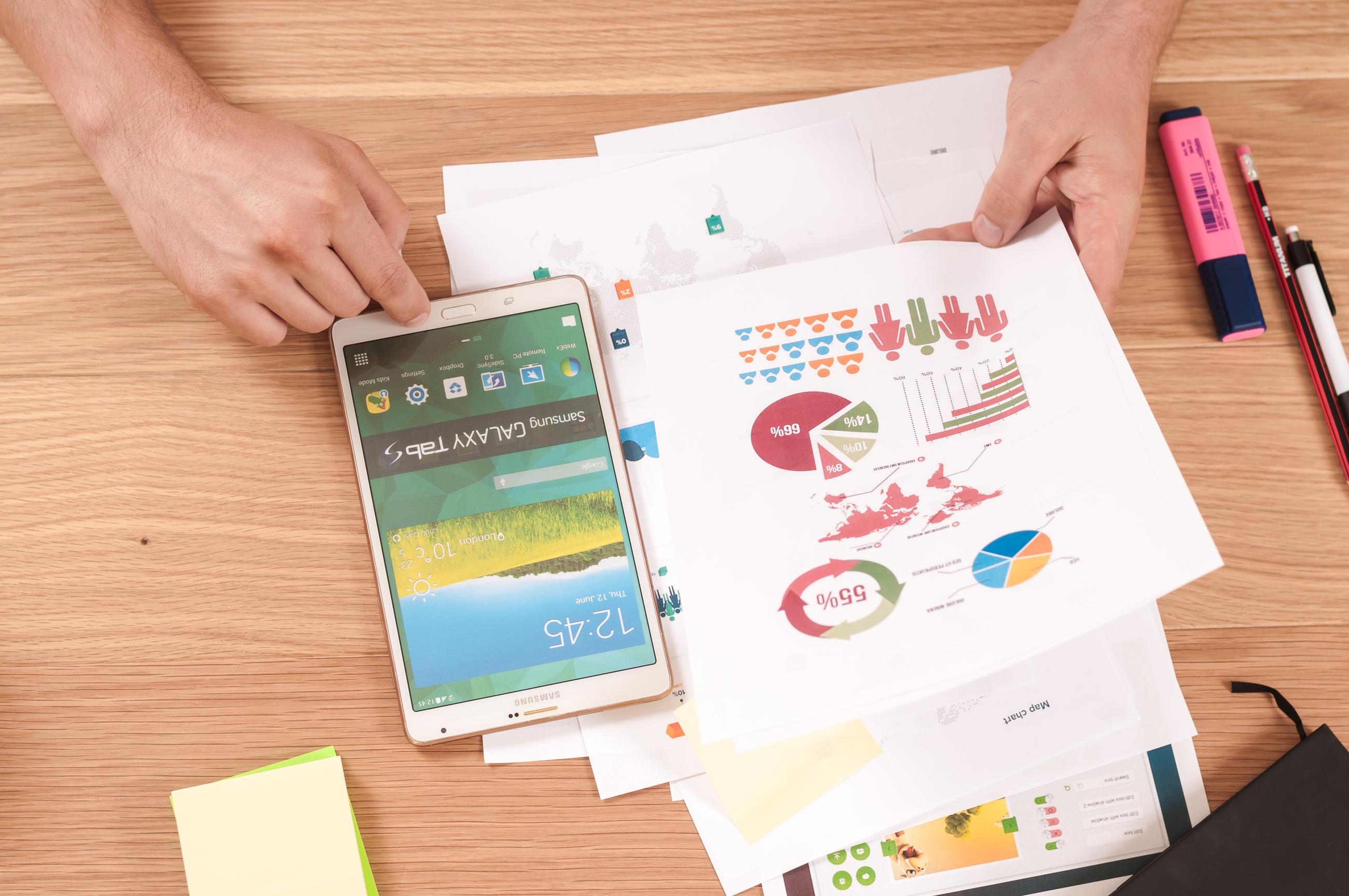 digital marketing business plan